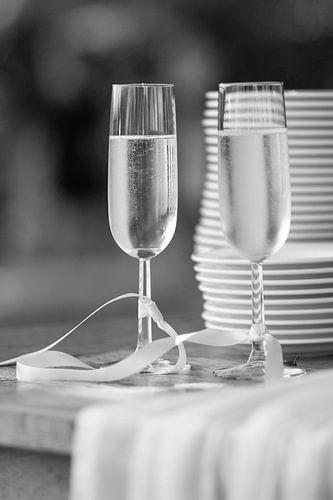 Champagne love van Petra Brouwer
