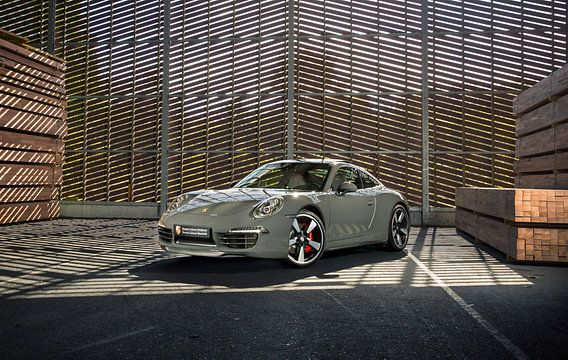 50 Anniversary Porsche 911