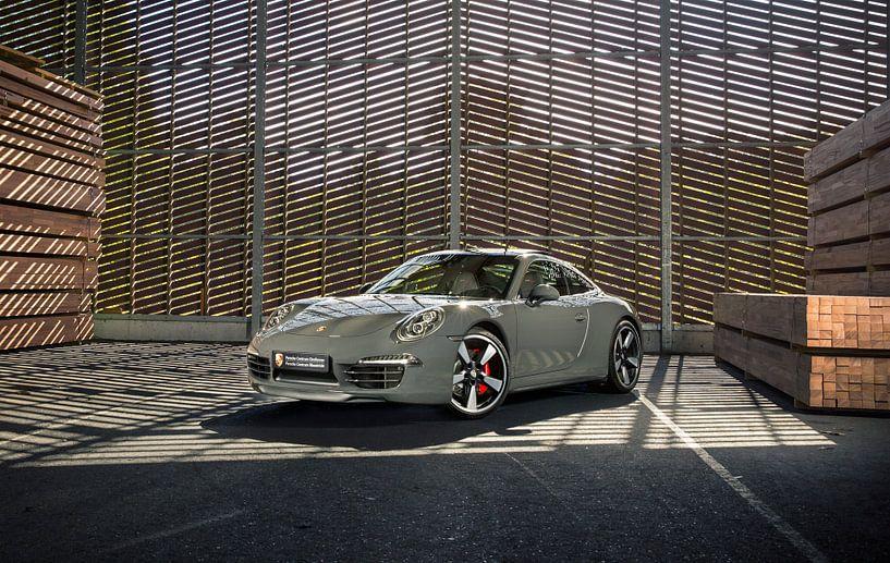 Porsche 911 50 Anniversary Edition von Sytse Dijkstra