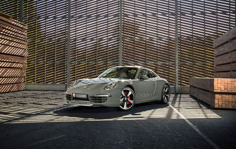 50 Anniversary Porsche 911 van Sytse Dijkstra