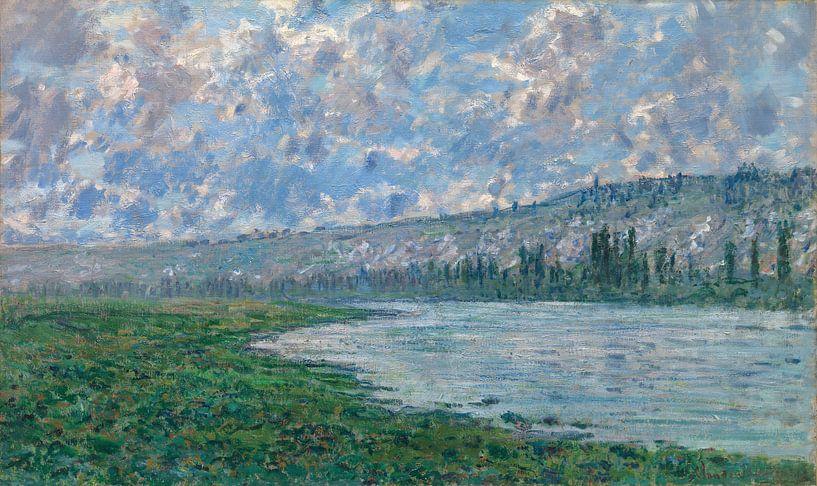 De zegen in Vetheuil, Claude Monet van Meesterlijcke Meesters