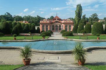 Schlossgarten in Prag von Melvin Fotografie