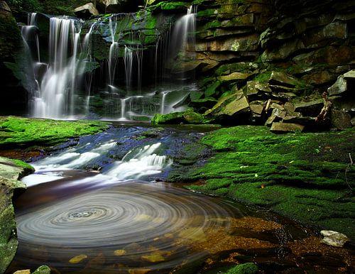 Elakala Waterfalls