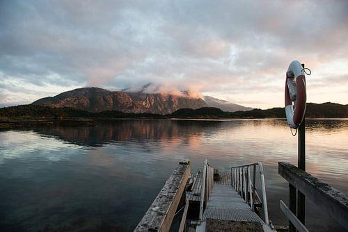 Berg en Boei / Mountain and buoy