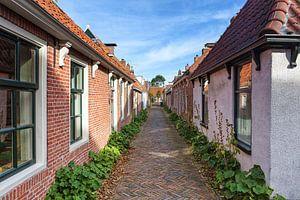 Smalste dorpstraat van Nederland