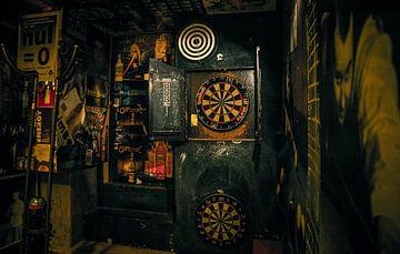 Dartboard sur Melvin Erné
