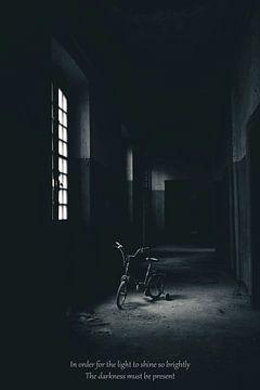 Fahrrad 3 von Kirsten Scholten