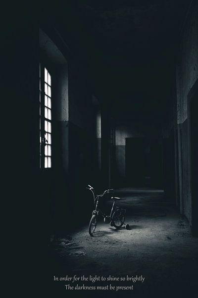 Bicycle 3 van Kirsten Scholten