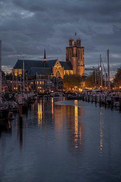 Stadtbild Dordrecht von Manuuu S