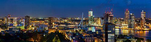 Rotterdam by night von Insolitus Fotografie