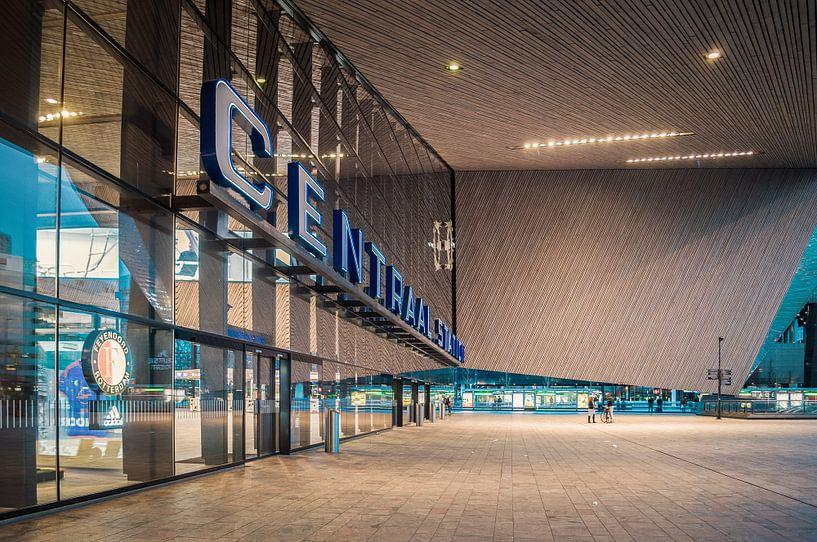 Rotterdam Centraal van Bram Kool
