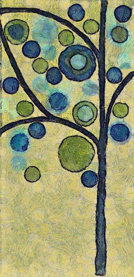 Bubble Tree - 87c3l-v01