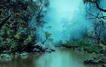 Jungle Mystérieuse sur Angel Estevez