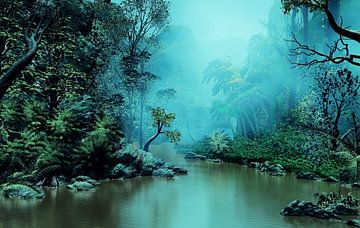 Jungle Mystérieuse van Angel Estevez