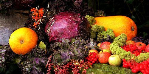 fruit and vegetables von Yvonne Blokland