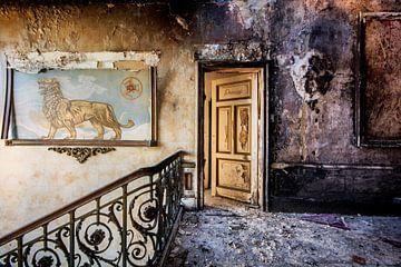 Stadterkundung Ein verlorenes Haus von Aurelie Vandermeren