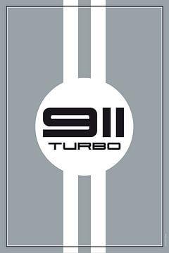 Porsche 911 Turbo, Rennwagen-Design von Theodor Decker