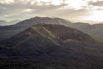 Dode vulkaan von Tomas Grootveld
