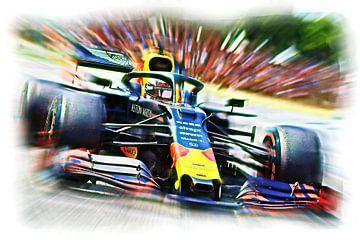 Verstappen - Overwinning In Brazilië van Jean-Louis Glineur alias DeVerviers