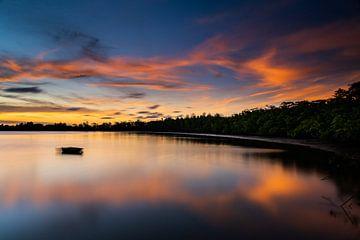 Sonnenuntergang von Daniel Damnitz