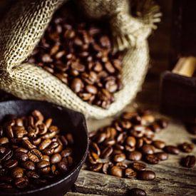 Geröstete Kaffee Bohnen von Oliver Henze