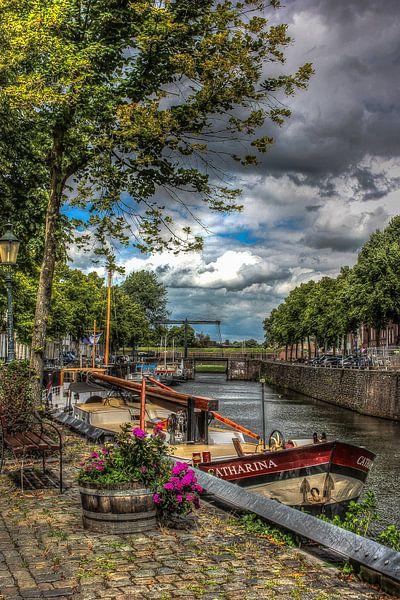 Stadt, Den Bosch, Niederlande von Maarten Kost