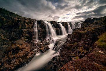 canyon de kolugljúfur en islande