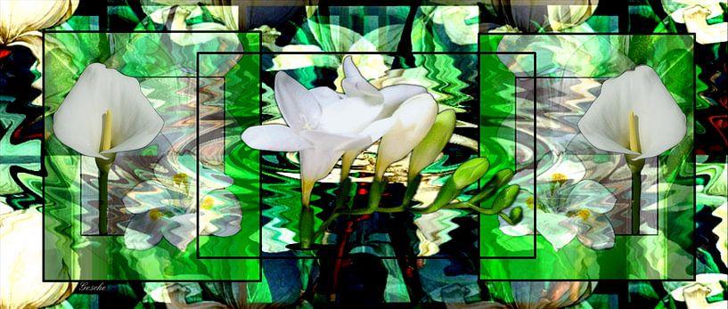Floraler Traum von Gertrud Scheffler