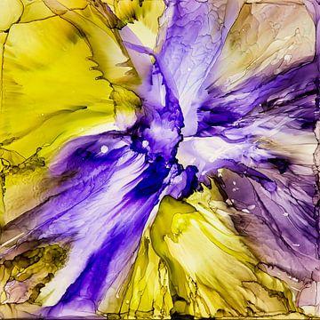 Fleur de déesse sur Agnieszka Zietek