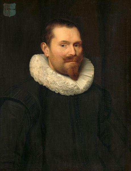 Bildnis eines Mannes, anonym - 1633 von Het Archief