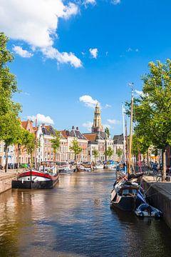 Hoge der A Groningen during Summer von Frenk Volt