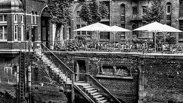 Hamburg's Speicherstadt van Kirsten Warner