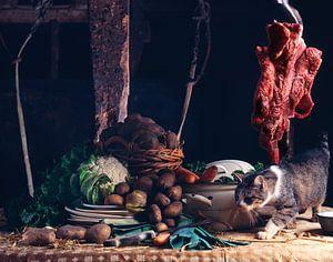 Gemüsesuppe von Dina-Artphoto