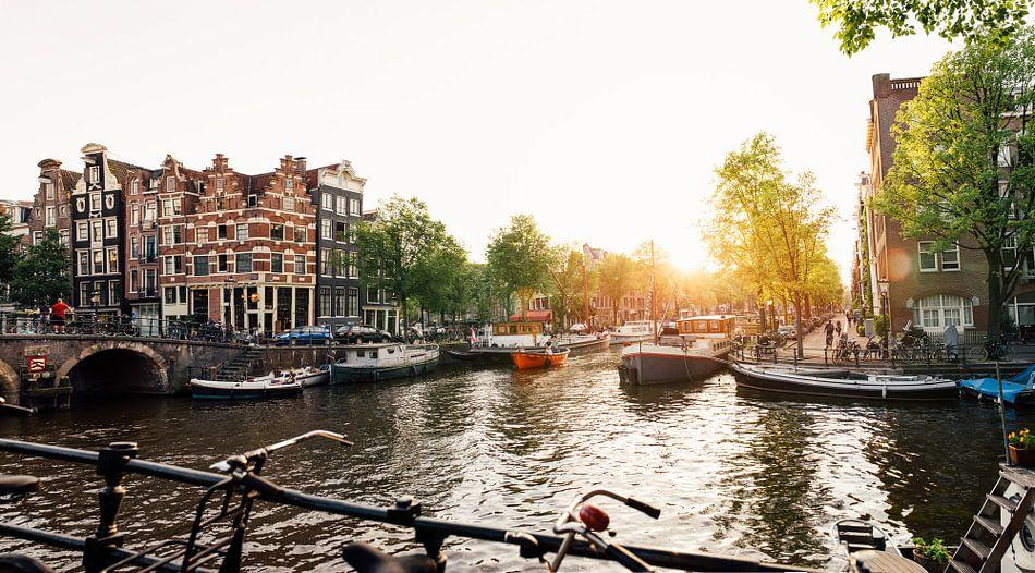 Amsterdam van Niels Keekstra