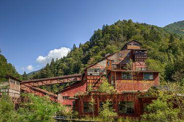Verlassene italienische Mine von Wesley Van Vijfeijken