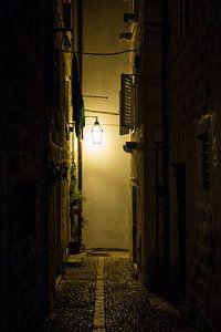 Dubrovnik - Lantaarnlamp