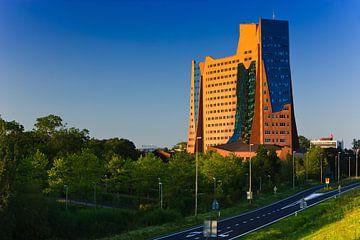 Gasunie Building, Groningen, Niederlande von Henk Meijer Photography