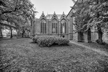 Sint Nicolaaskerk IJsselstein. van Tony Buijse