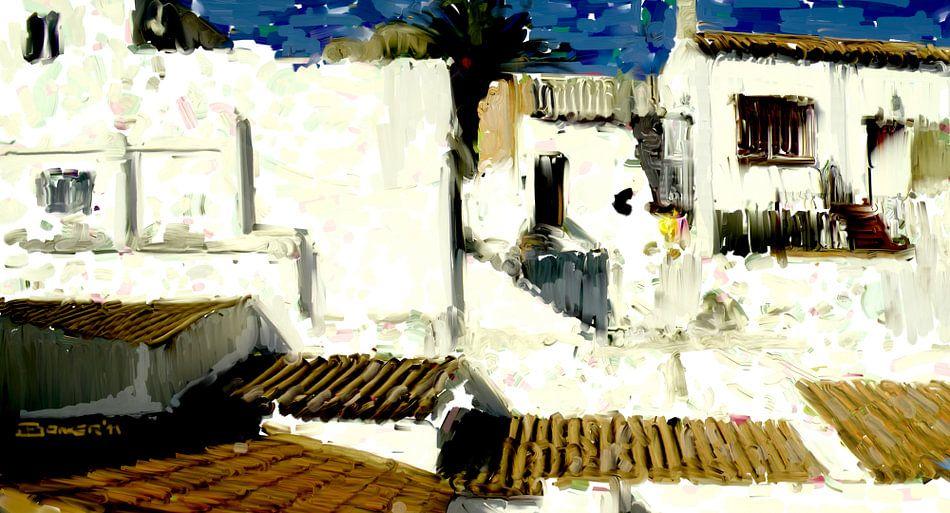 Daken Spanje