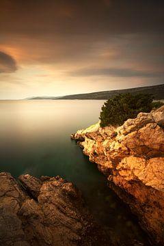 Sonnenuntergang Losinj #01 von Gerhard Niezen Photography
