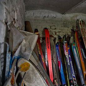 Skibaan Cassablanca van GVD Photography