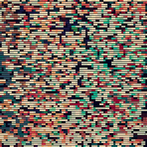 Pixelmania VIII van Pascal Deckarm