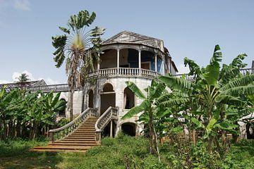 Sao Tomé en Principe, West Afrika van Alexander Ludwig