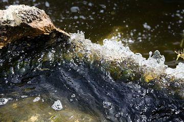 Fließendes Wasser von