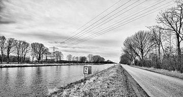 van starkenborgh kanaal, Groningen van Fokko Westerhof