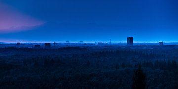 Mookerheide avond van Hans Hebbink