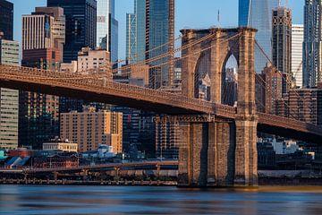 Brooklyn Bridge, New York City von Eddy Westdijk