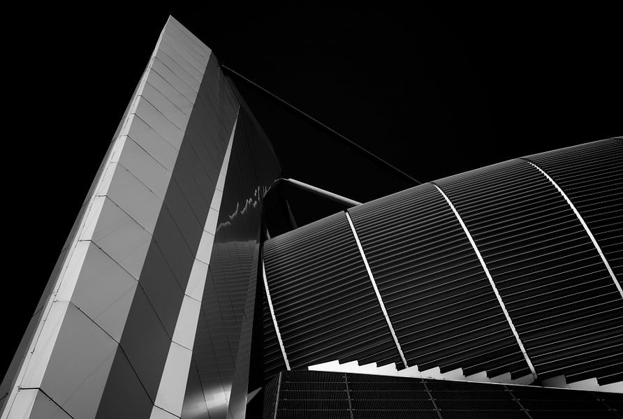 PSV stadion van Greetje van Son