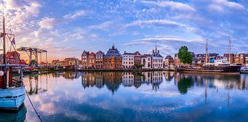 Maasluis, Zuid-Holland van Brian van Daal