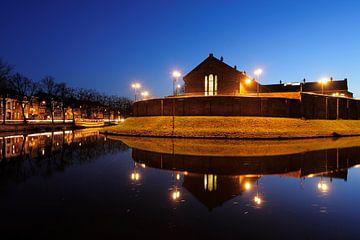 Penitentiaire Inrichting Wolvenplein aan de Wittevrouwensingel in Utrecht von Donker Utrecht